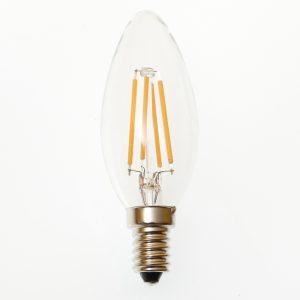 LED filament kronljus